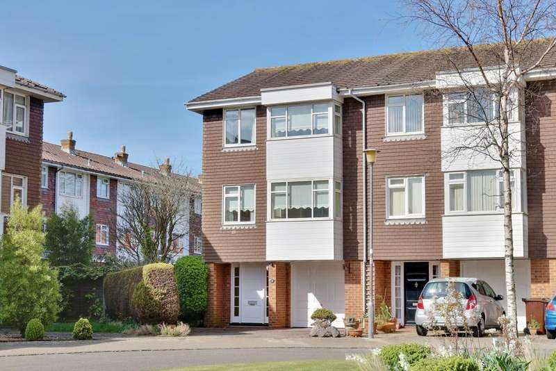 4 Bedrooms End Of Terrace House for sale in Pembroke Park, Old Portsmouth
