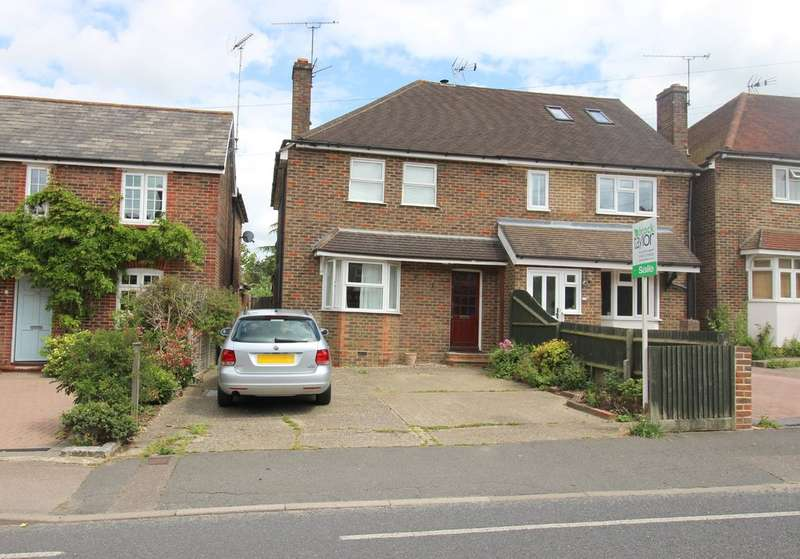 2 Bedrooms Semi Detached House for sale in Rusper Road, Horsham