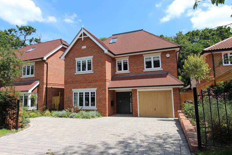 6 Bedrooms Detached House for sale in Kingston Upon Thames