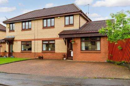4 Bedrooms Semi Detached House for sale in Herald Grove, Motherwell