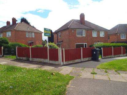 3 Bedrooms Semi Detached House for sale in Norbury Road, Birmingham, West Midlands