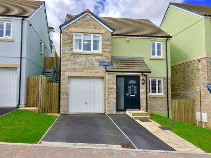 3 Bedrooms Detached House for sale in Falmouth, Cornwall