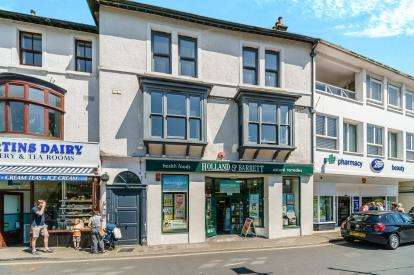 1 Bedroom Flat for sale in The Old Post Office, Fore Street, Looe