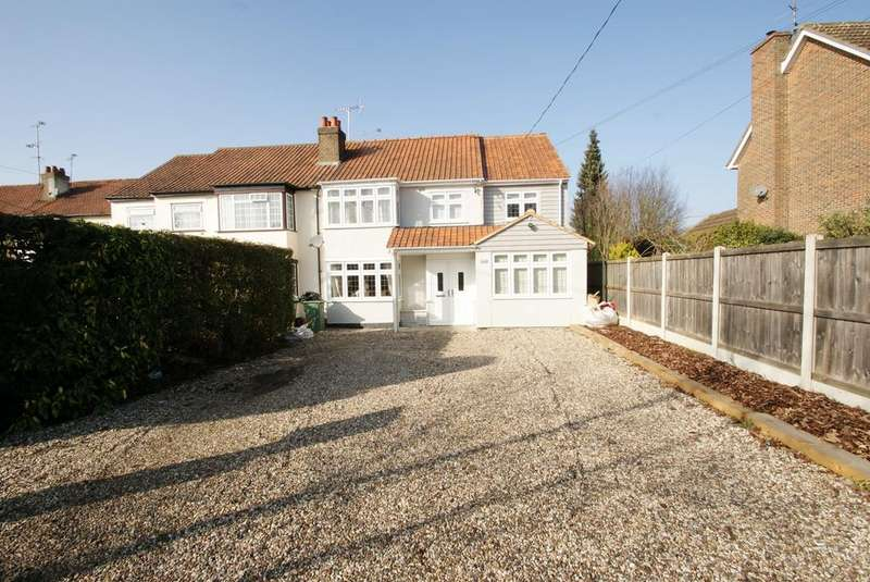5 Bedrooms Semi Detached House for sale in Roman Road, Ingatestone, Essex, CM4