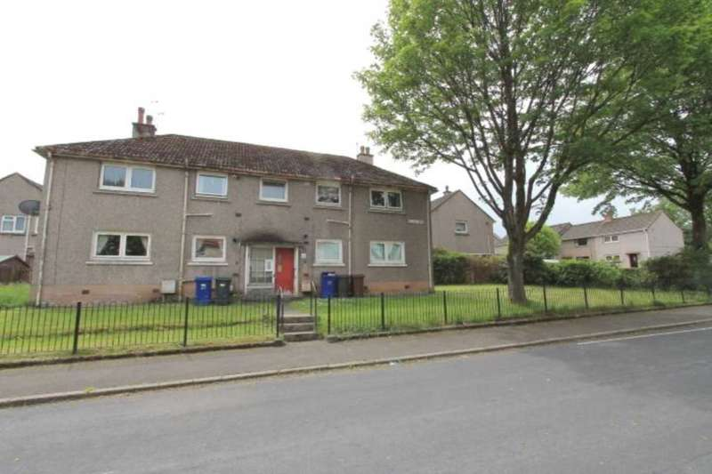 1 Bedroom Flat for sale in Willow Drive, Johnstone Castle