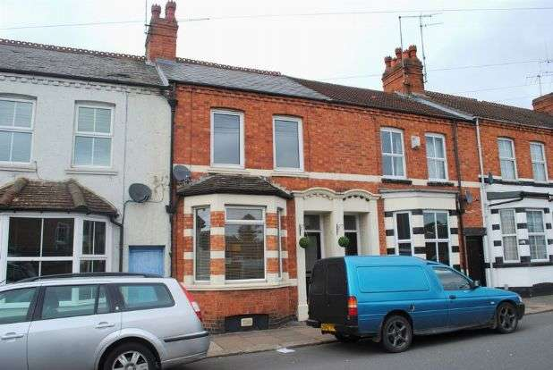 2 Bedrooms Terraced House for sale in St Davids Road, Kingsthorpe, Northampton NN2 7QJ