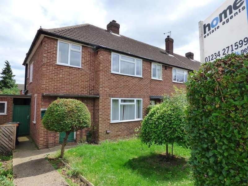 3 Bedrooms End Of Terrace House for sale in Aylesbury Road, Bedford, MK41 9RQ