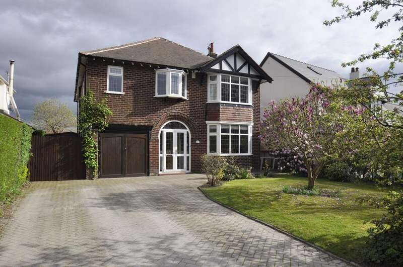 4 Bedrooms Detached House for sale in Bridle Way, Woodford,