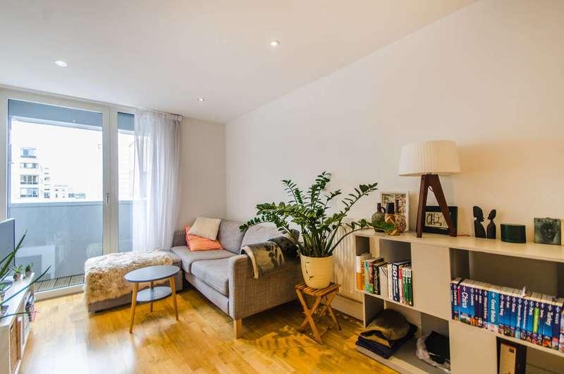 1 Bedroom Flat for sale in Dowells Street, Greenwich, SE10