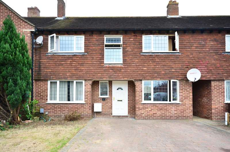 4 Bedrooms Terraced House for sale in Yew Tree Drive, Guildford, GU1