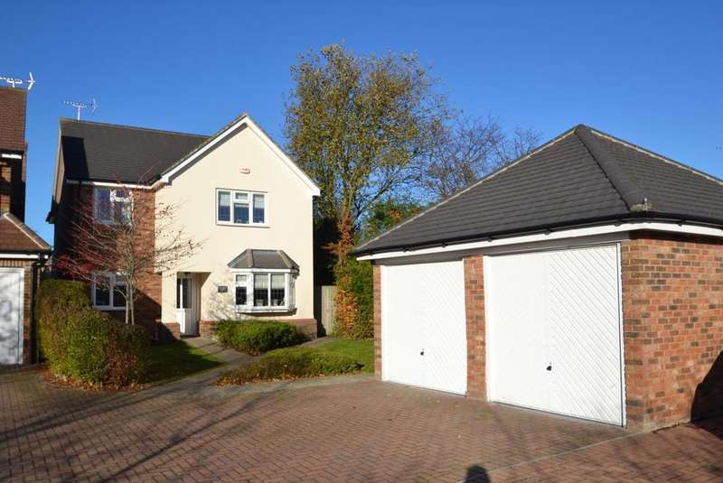 4 Bedrooms Detached House for sale in Manor View, The Vale, Stock, Ingatestone, Essex, CM4