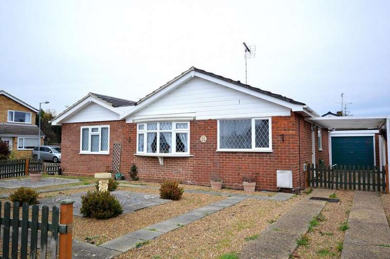 3 Bedrooms Detached Bungalow for sale in Maple Way, Burnham-On-Crouch, Essex, CM0