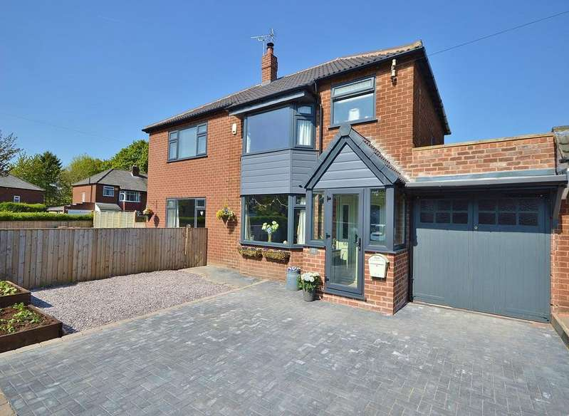 4 Bedrooms Detached House for sale in Nursery Road, Cheadle Hulme