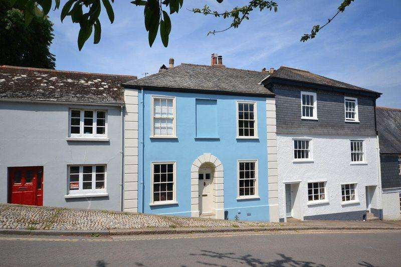 3 Bedrooms Terraced House for sale in Cistern Street, Totnes