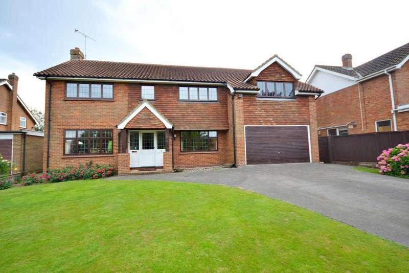 5 Bedrooms Detached House for sale in Church Green, Roxwell, Chelmsford, CM1