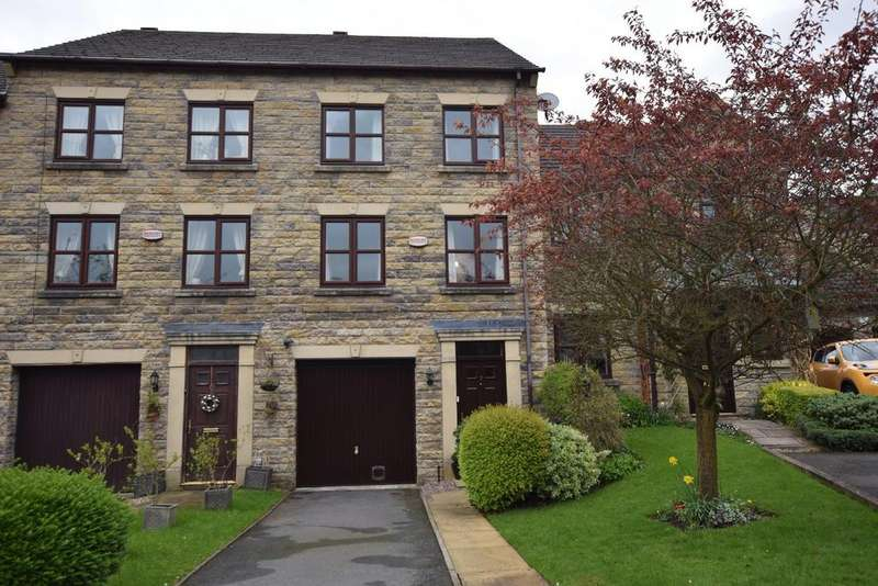 3 Bedrooms Terraced House for sale in Randal Crescent, Whaley Bridge, High Peak