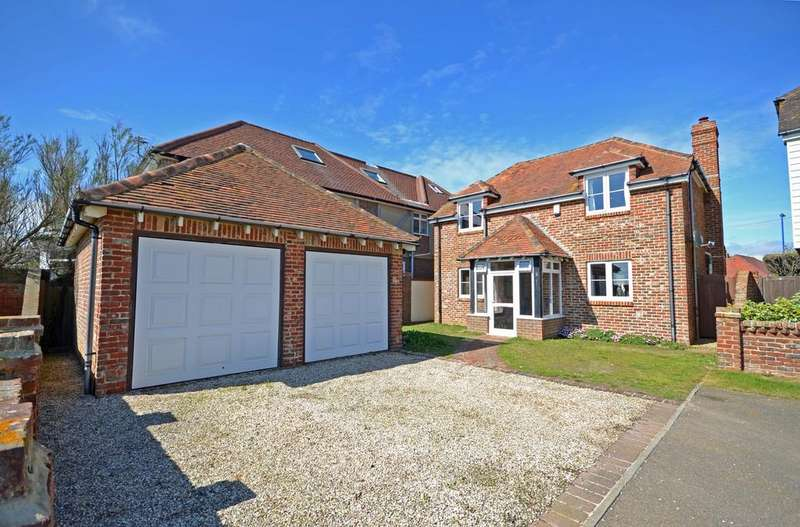4 Bedrooms Detached House for sale in Sea Grove, Selsey, PO20