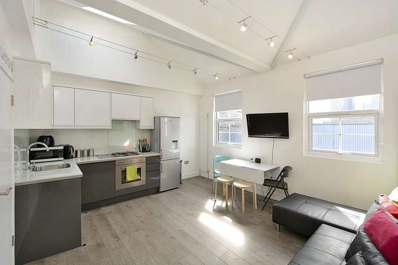 1 Bedroom Flat for sale in Eversholt Street, Euston, London