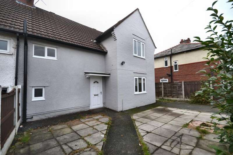3 Bedrooms Semi Detached House for sale in Bowdon Avenue, Fallowfield
