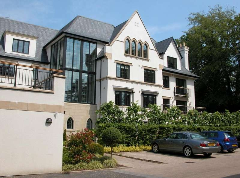 2 Bedrooms Apartment Flat for sale in Oak Bank, Brook Lane, Alderley Edge,