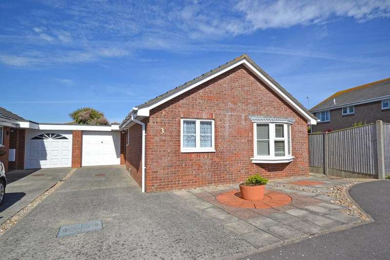 2 Bedrooms Detached Bungalow for sale in Blackberry Lane, Selsey, PO20