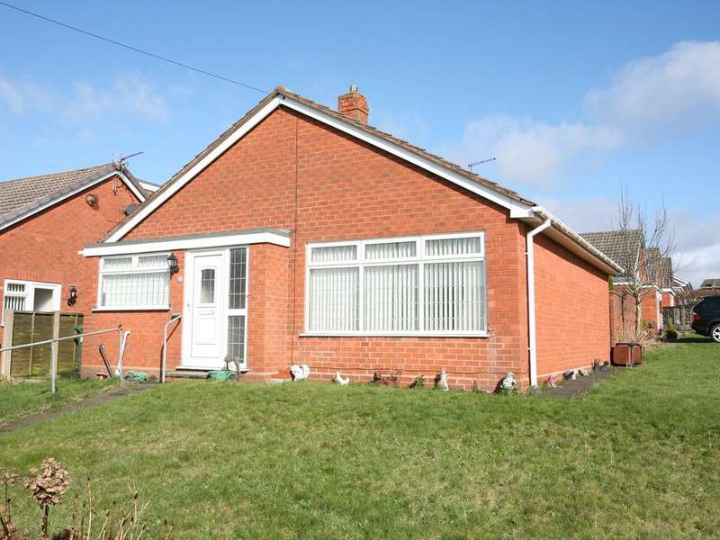2 Bedrooms Detached Bungalow for sale in 18 Viewfield Avenue, Hednesford, WS12 4JF