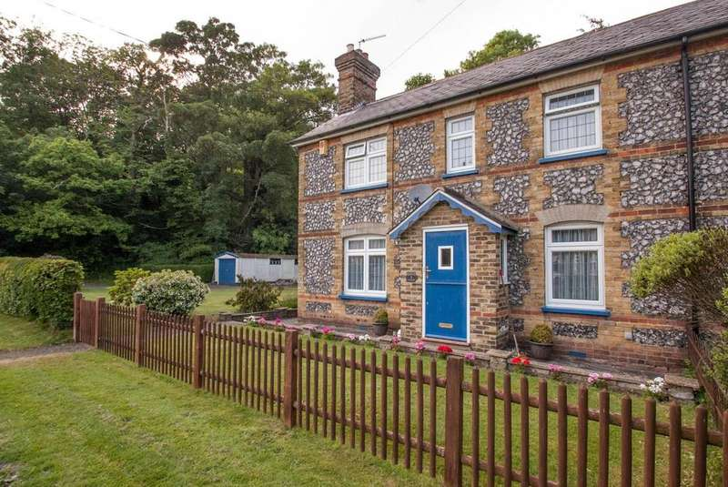 4 Bedrooms Cottage House for sale in Thorndon Gate, Brentwood, Essex, CM13