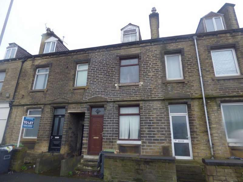 4 Bedrooms Terraced House for sale in Wakefield Road, Moldgreen, HUDDERSFIELD, West Yorkshire, HD5
