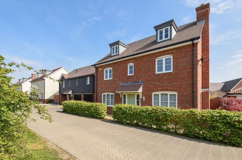 5 Bedrooms Detached House for sale in Bonham Road, Bognor Regis, PO21