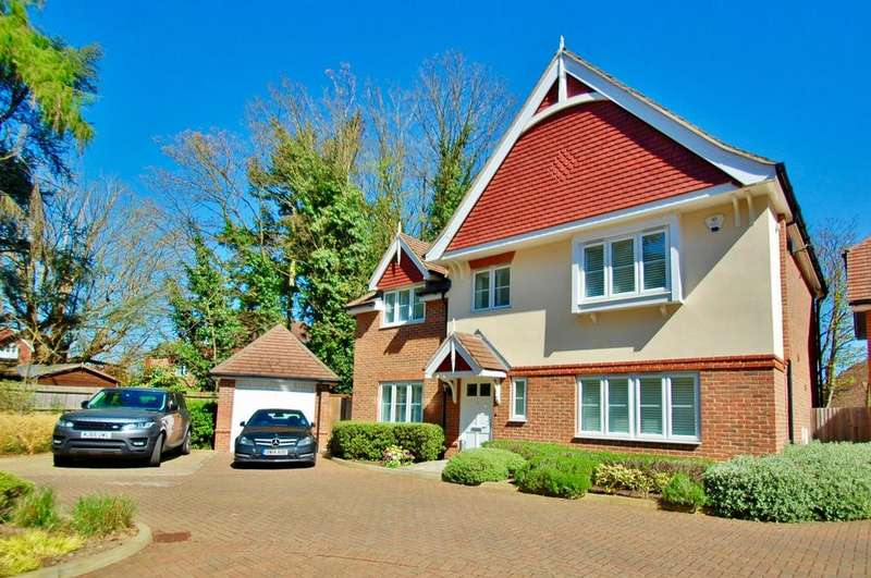 5 Bedrooms Detached House for sale in Equus Close, Gerrards Cross, SL9