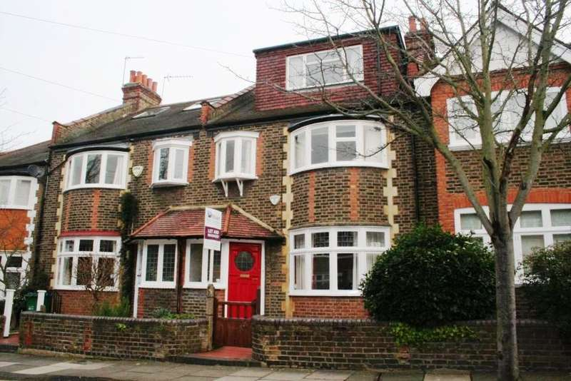 4 Bedrooms House for rent in Observatory Road, East Sheen