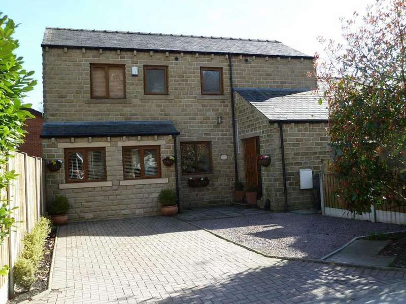 4 Bedrooms Detached House for sale in Shaw Hall Close, Greenfield, Saddleworth, OL3