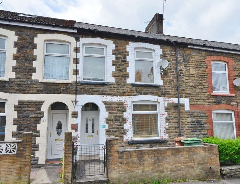 3 Bedrooms Terraced House for sale in School Street, Llanbradach, Caerphilly, CF83