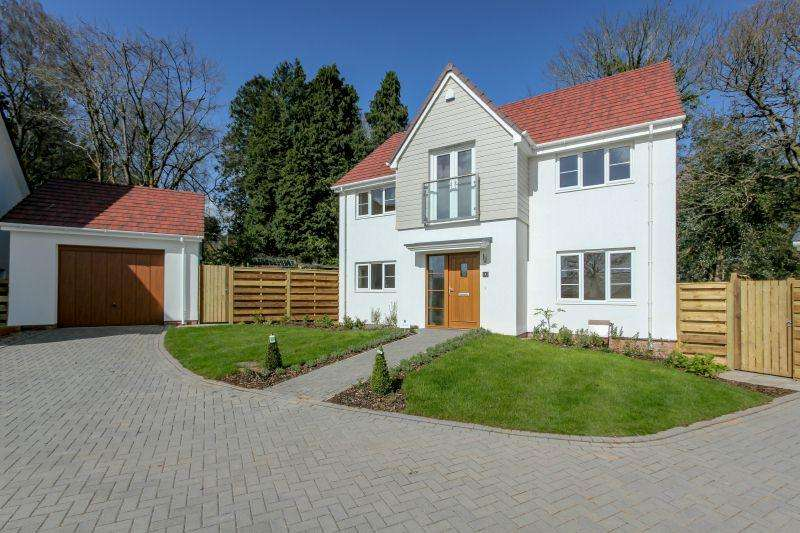 4 Bedrooms Detached House for sale in PLOT 5, OAK TREE GARDENS, WEST HILL