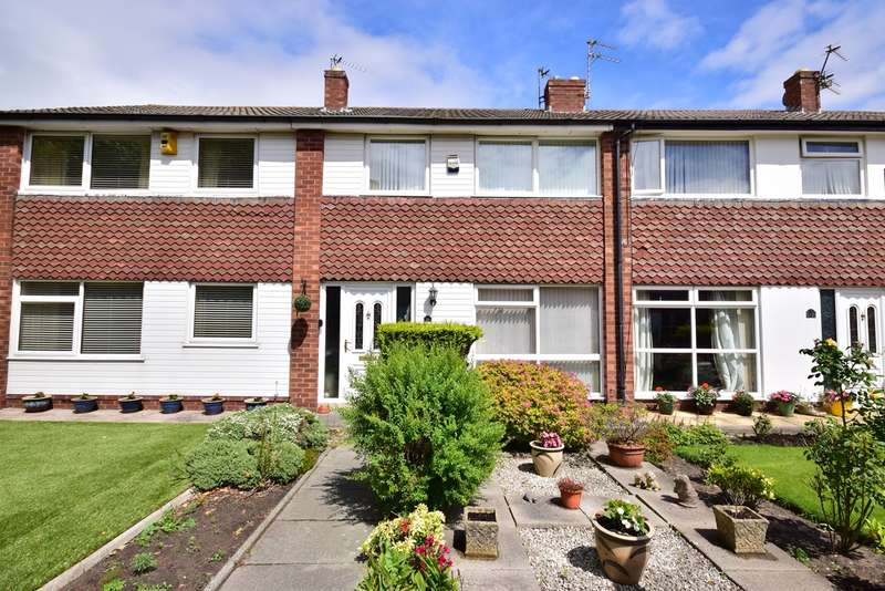 3 Bedrooms Mews House for sale in Vicarage Close, Lytham St Annes, FY8