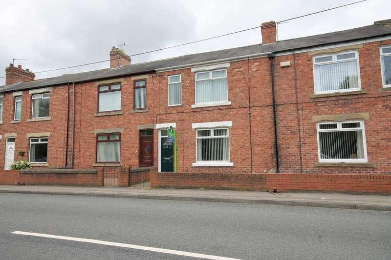 3 Bedrooms Property for sale in Glenside Terrace, Pelton Fell, Chester Le Street, DH2