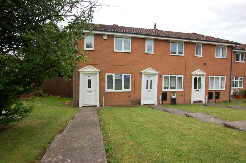 2 Bedrooms End Of Terrace House for sale in Foxdale Drive, Brierley Hill, DY5 3GX