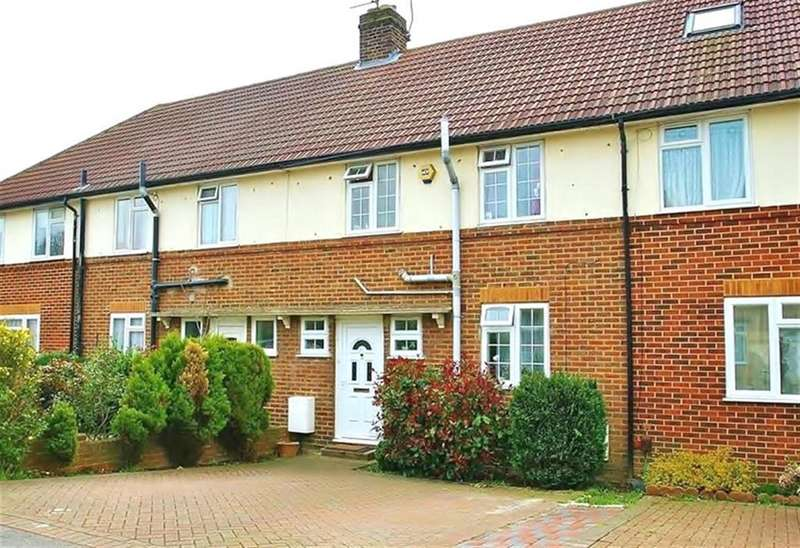 4 Bedrooms Terraced House for sale in Halsway, Hayes, UB3 3JU