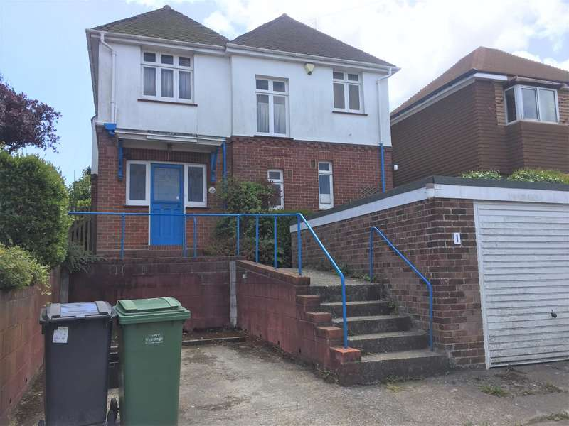 4 Bedrooms Detached House for sale in Ponswood Road, St Leonards On Sea, East Sussex, TN38 9BU