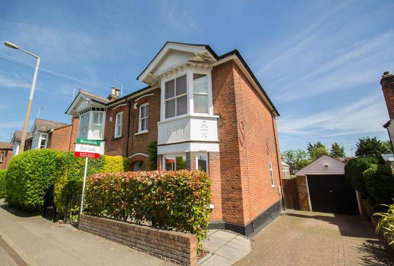 3 Bedrooms Semi Detached House for sale in Hutton Road, Shenfield, Brentwood, Essex, CM15