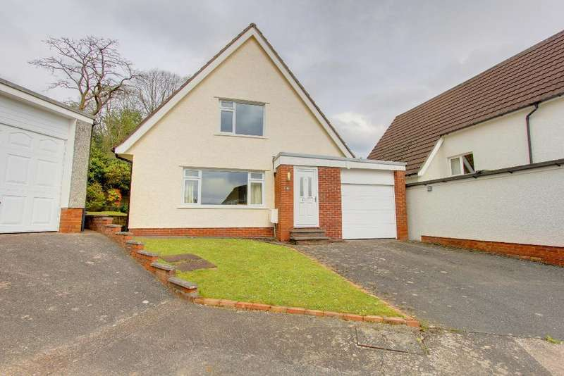 3 Bedrooms Detached House for sale in North Rise, Llanishen, Cardiff