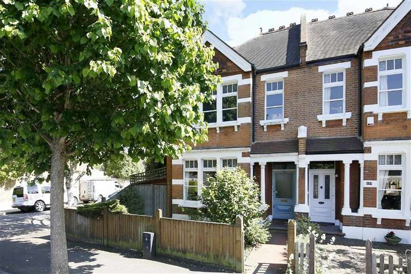 4 Bedrooms Semi Detached House for sale in Turney Road, Dulwich, London