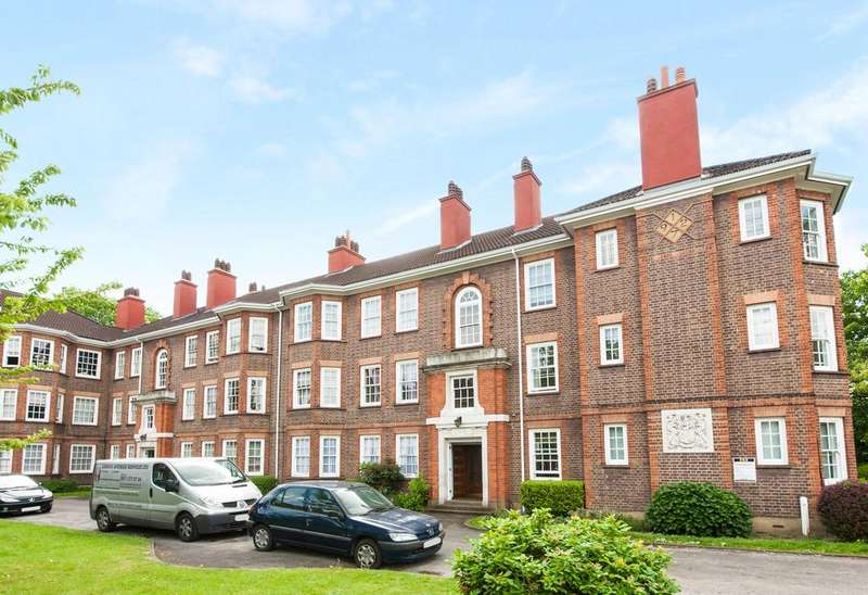 2 Bedrooms Flat for sale in Perryn House, Bromyard Avenue, Acton