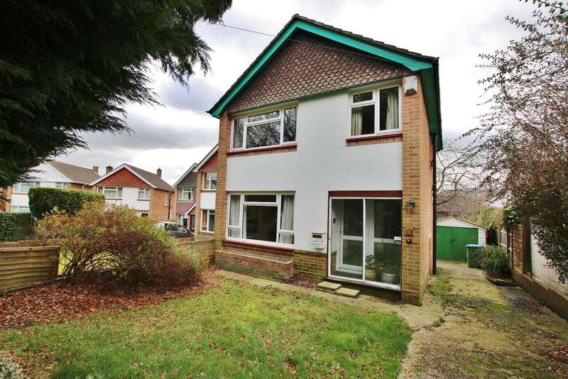 3 Bedrooms Detached House for sale in Bassett, Southampton