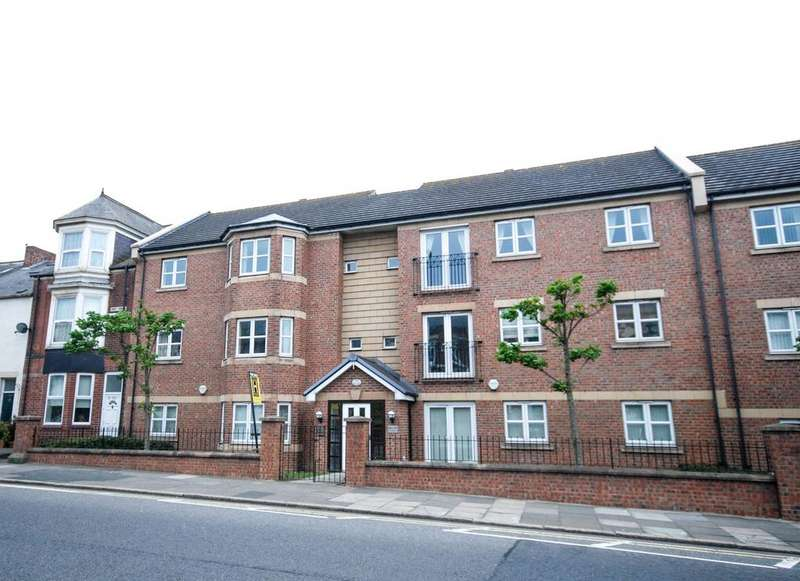 2 Bedrooms Apartment Flat for sale in The Glebe, South Shields