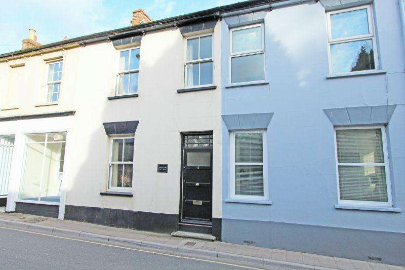 2 Bedrooms Terraced House for sale in Sidmouth