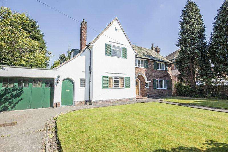 4 Bedrooms Detached House for sale in Adeline Gardens, Gosforth, Newcastle upon Tyne