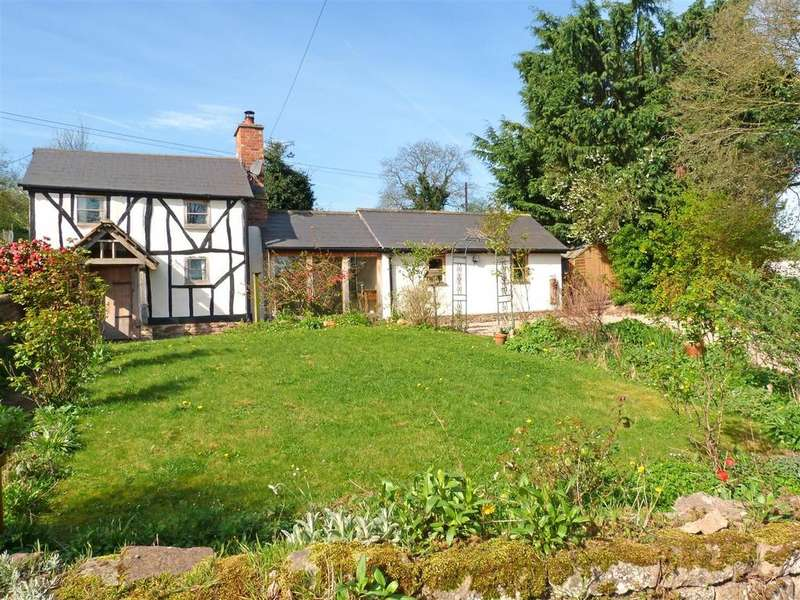 3 Bedrooms Detached House for sale in Moreton-On-Lugg, Hereford, HR4