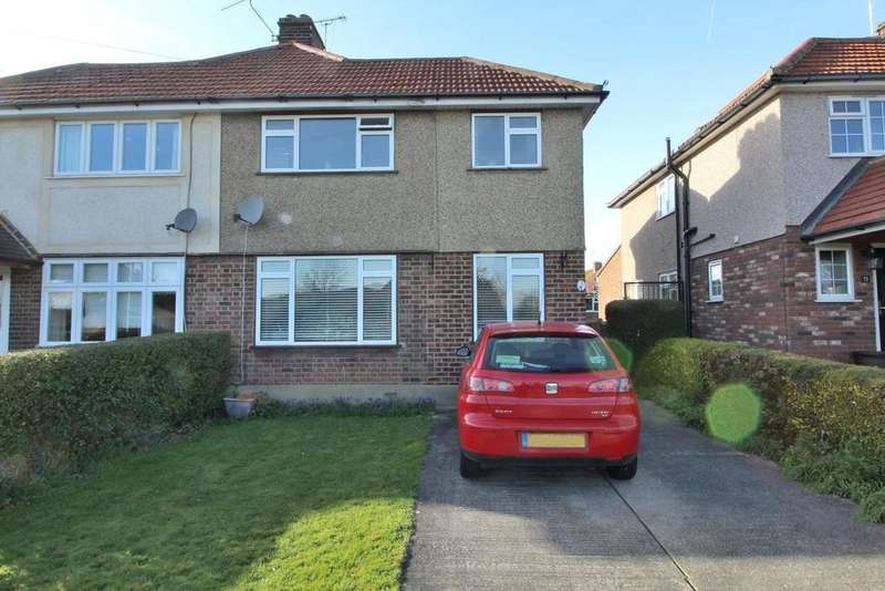 3 Bedrooms Semi Detached House for sale in Chelmer Road, Chelmsford, Essex, CM2