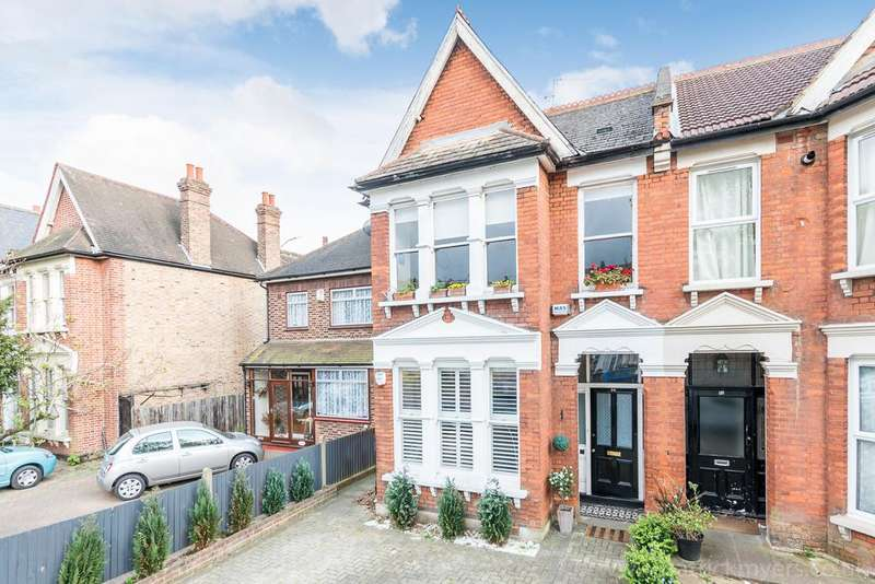 2 Bedrooms Ground Flat for sale in Inchmery Road